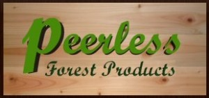 Peerless Forest Products, Vancouver Island, BC