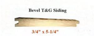 Bevel T&G