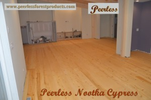 Peerless Forest Products Nootka Cypress Wide Plank Flororing,  Victoria, British Columbia  1  1500x1000