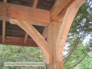 Peerless Post and Beam structure 6 Peerless Forest Products, Duncan, British Columbia 1420 x 1000